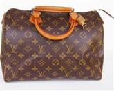 LOUIS VUITTON Handbag MONOGRAM SPEEDY 30